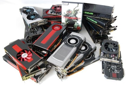 Comparacion De Tarjetas De Video Nvidia Y Amd